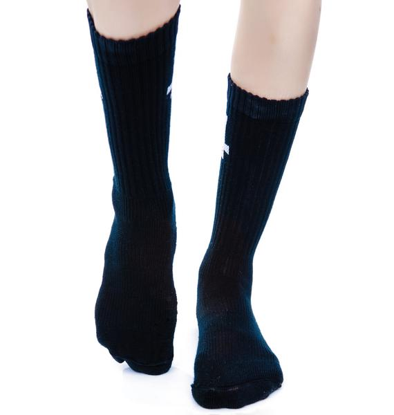 Abandon Ship Apparel Inverted Cross Socks