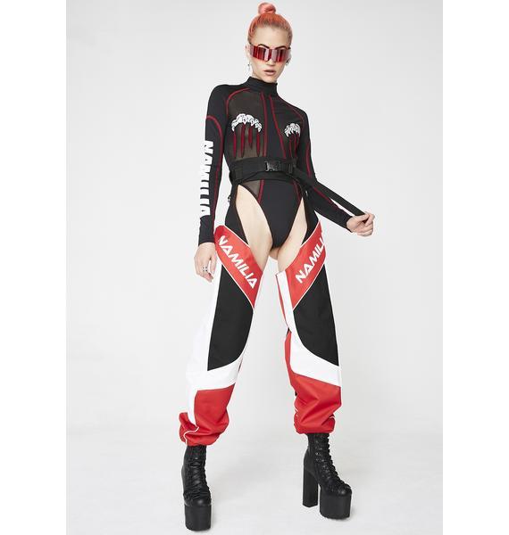 Namilia Motocross Chap Trousers