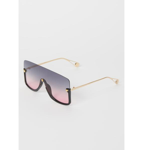 Block Da Haters Shade Sunglasses