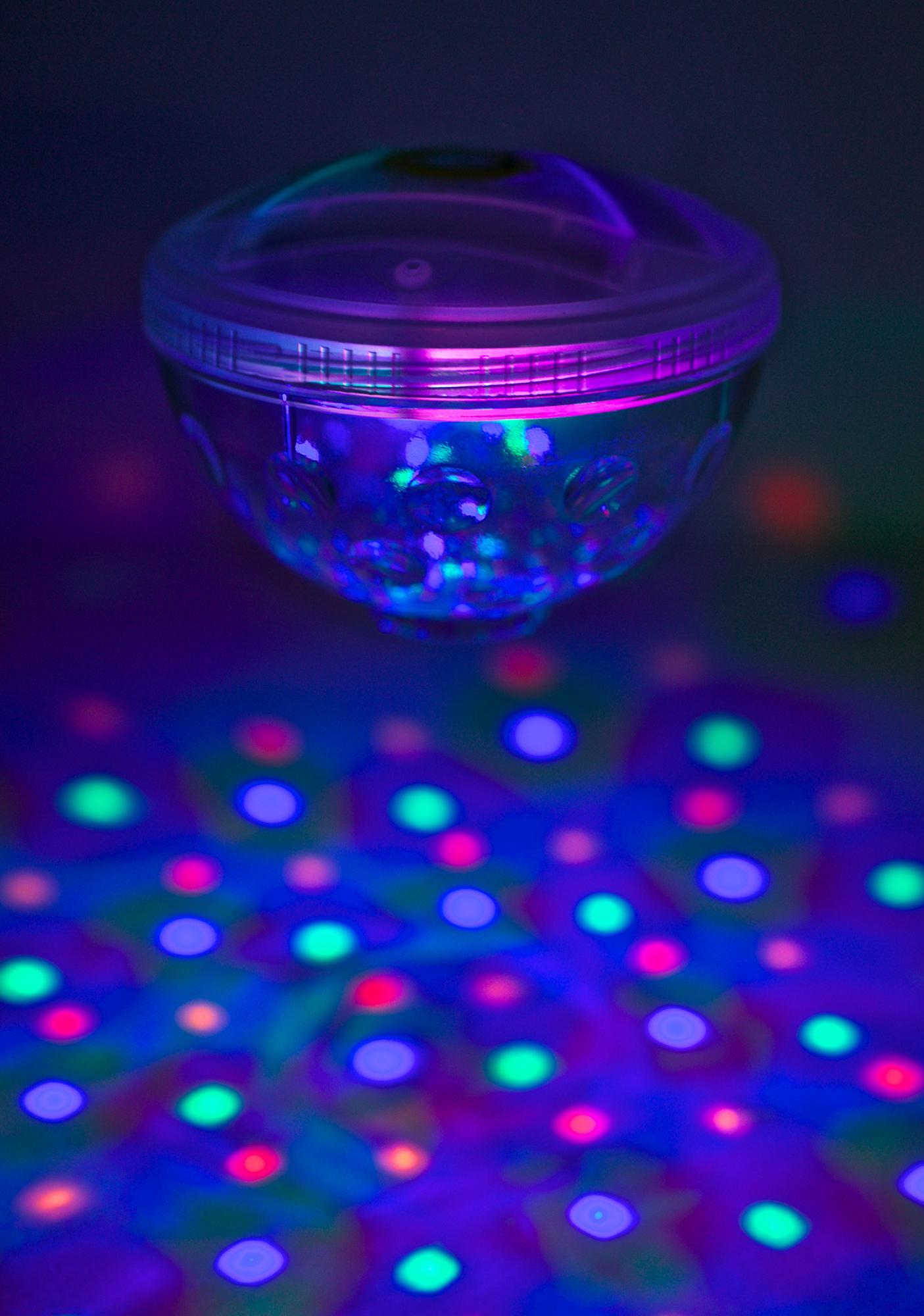 Underwater Disco Lightshow