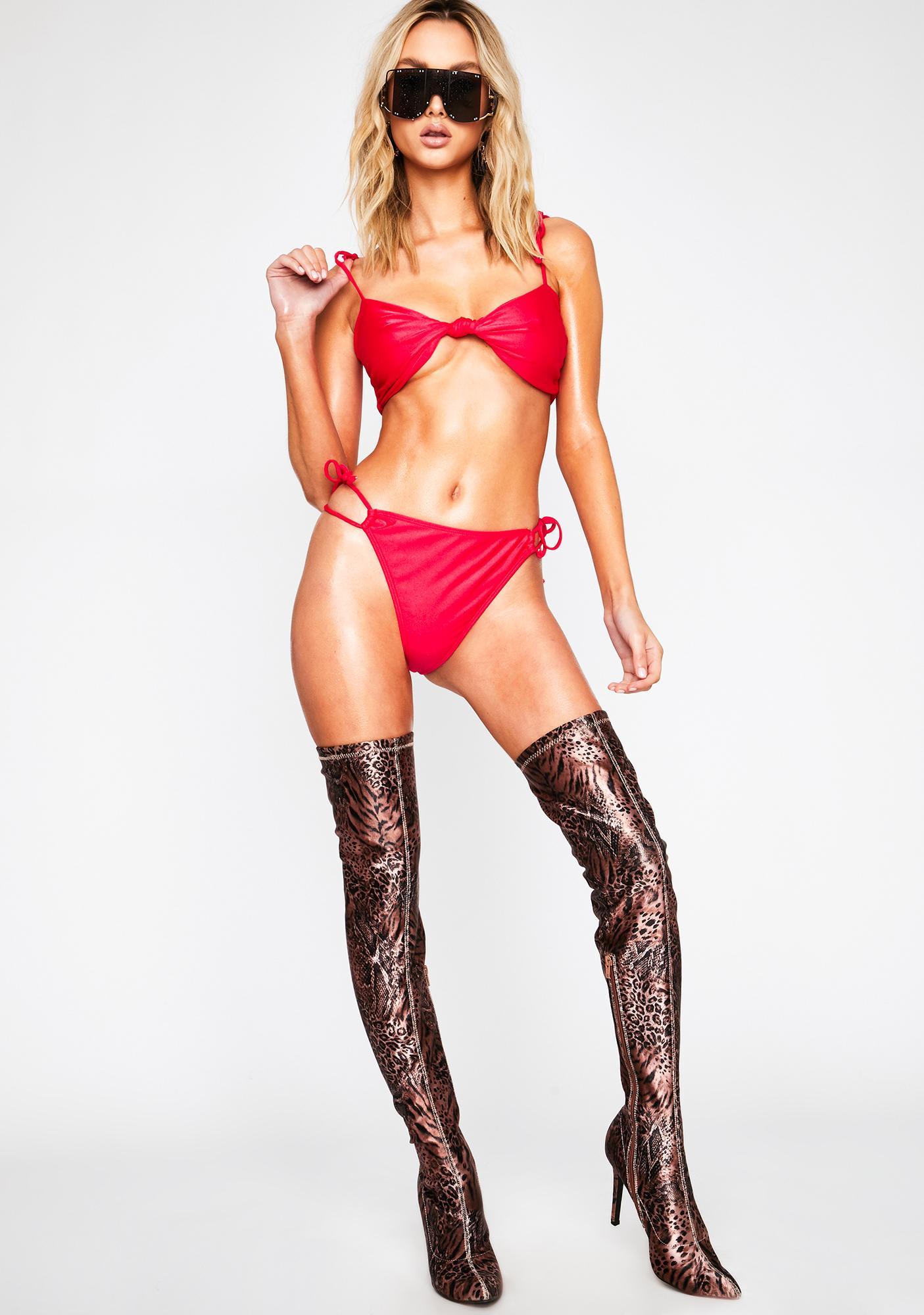 RIS-K Hiatus Bikini Top