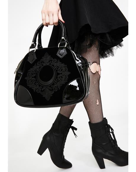 Luna Lace Handbag