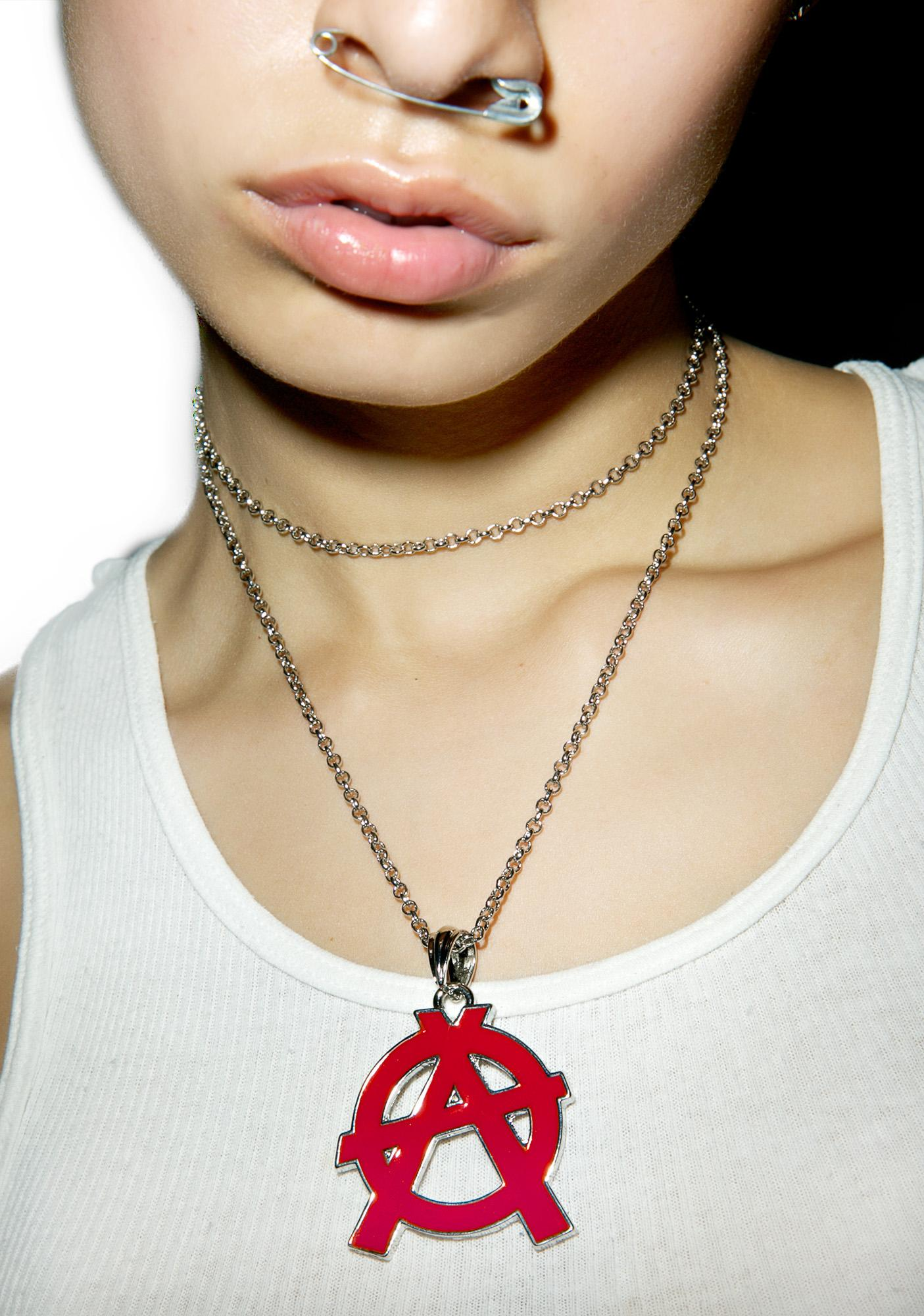 Absolute Anarchy Necklace