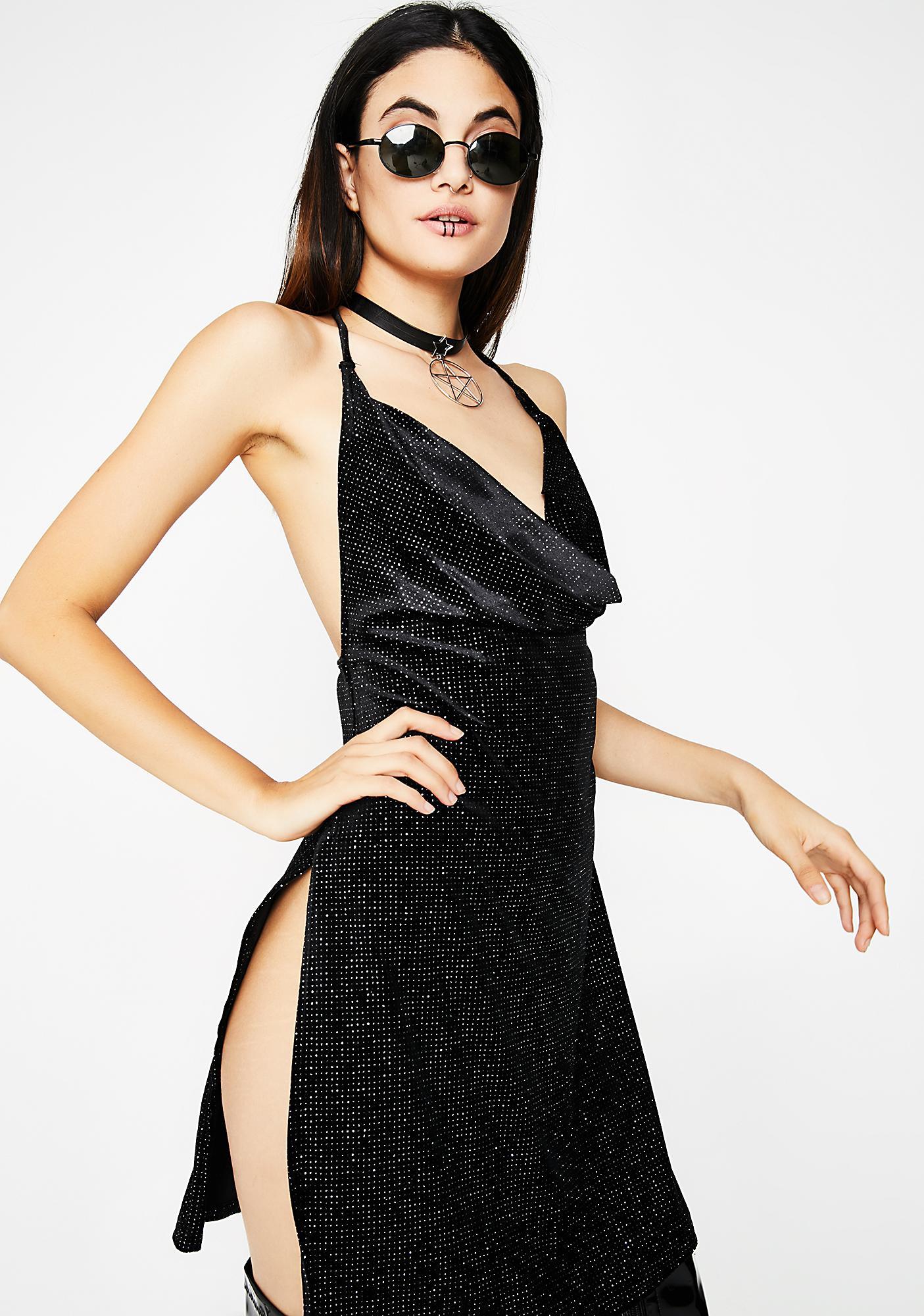 Party Vibin' Sparkle Dress