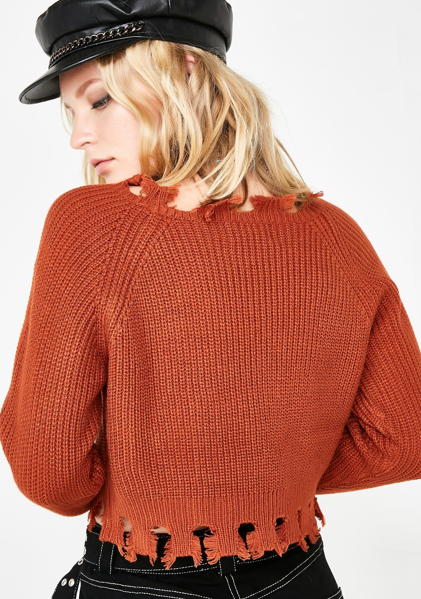So Fetch Sweater