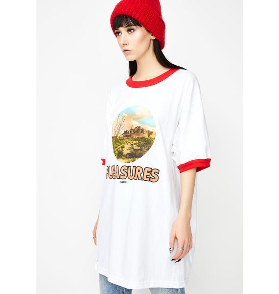 Pleasures Killafornia Ringer T-Shirt