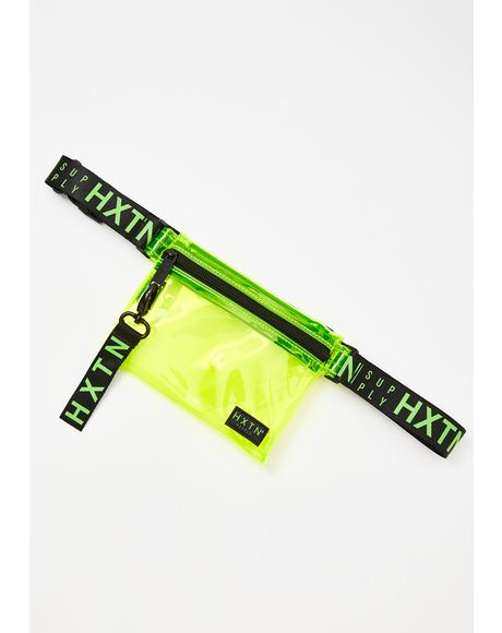 Optic Lime Prime Fanny Pack