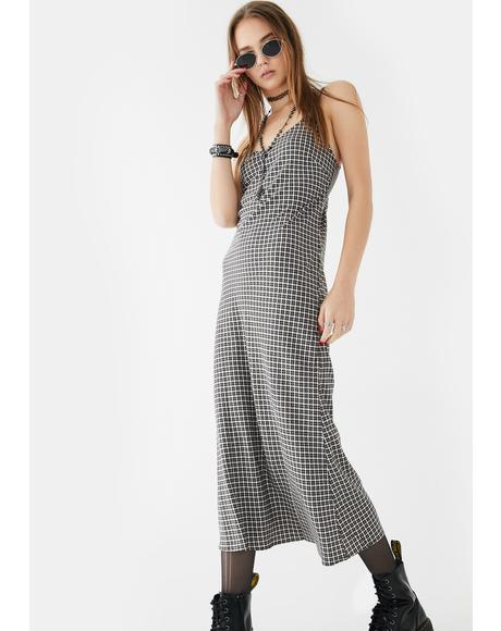 Juvina Midi Dress
