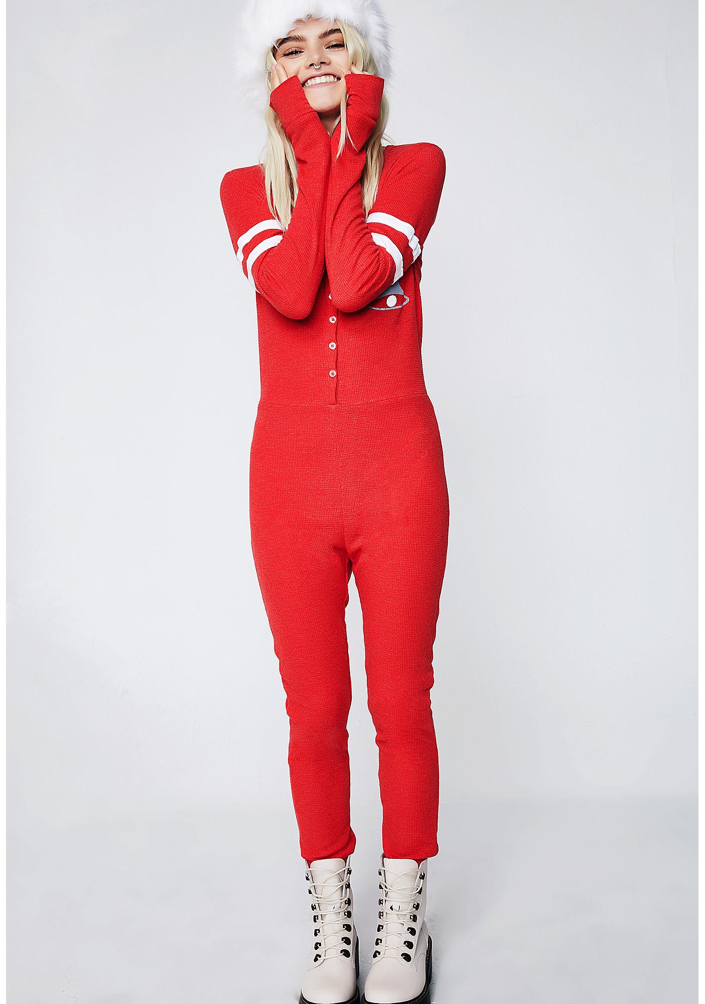 Wildfox Couture Elf Sport Sleep Onesie