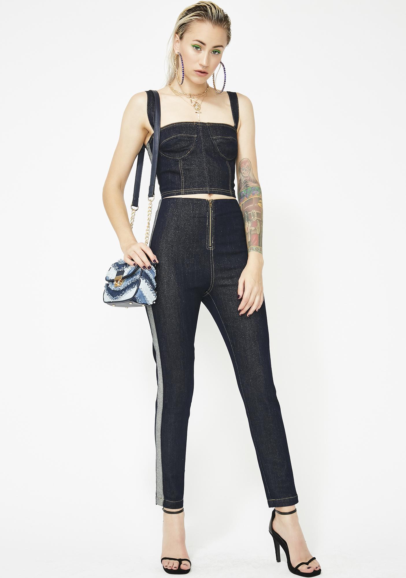 Slay Mode Skinny Jeans