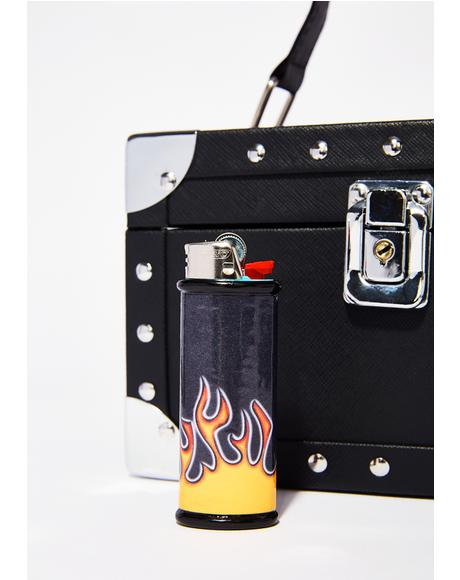 Flame Lighter Case