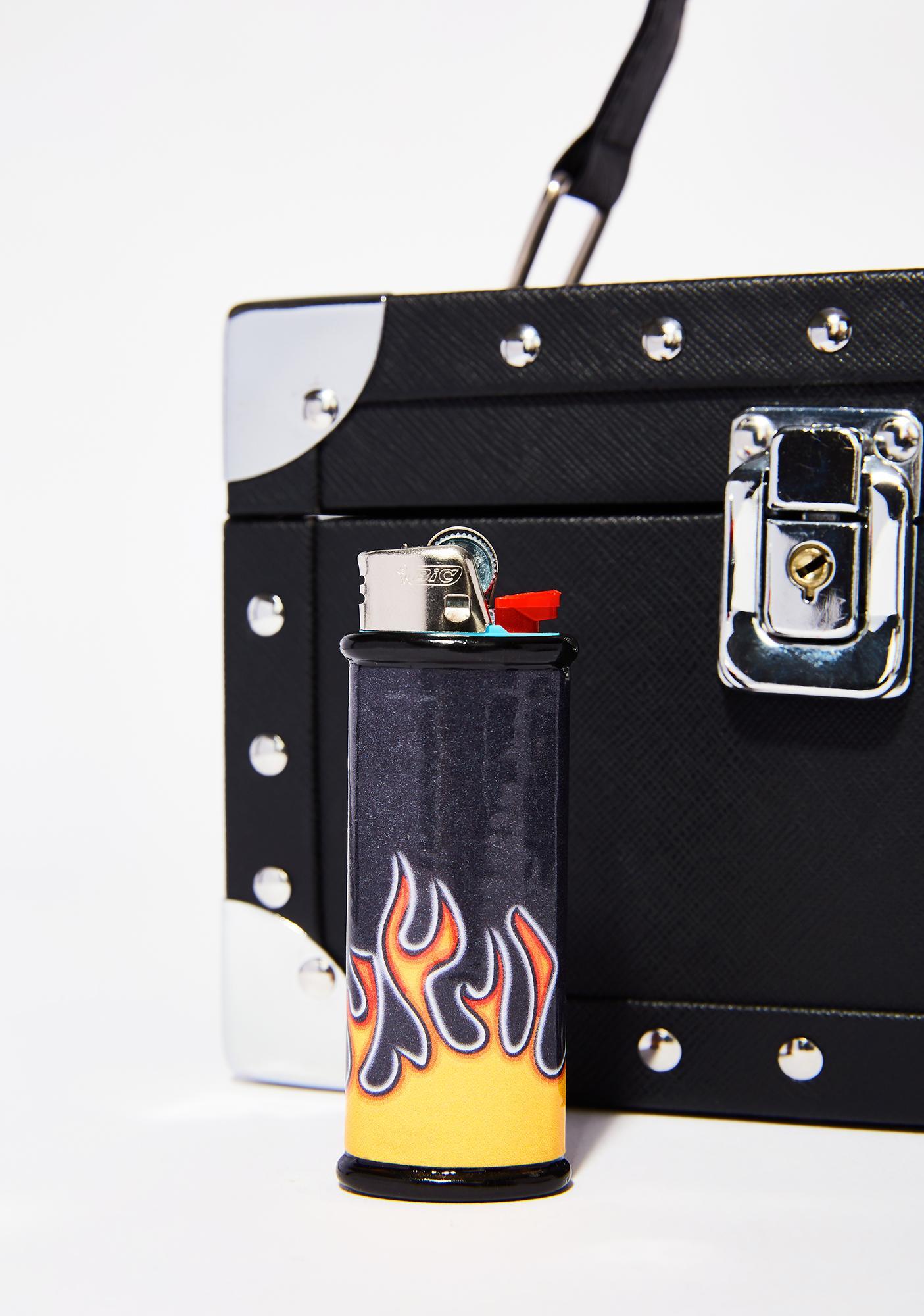 My Bubblegum Fantasy Flame Lighter Case