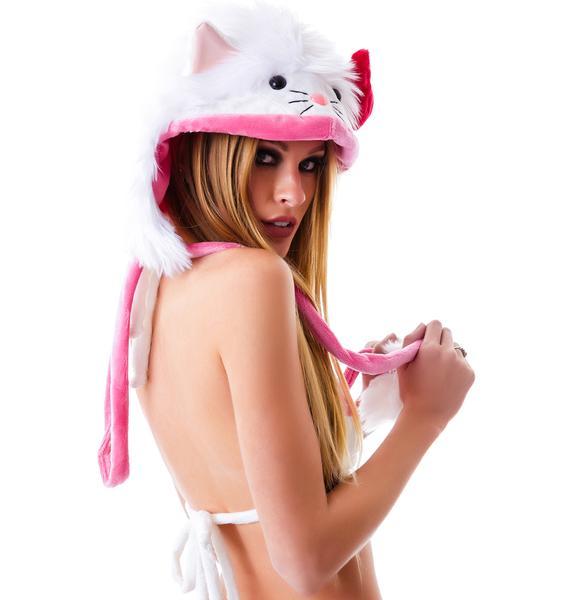 J Valentine Lil Bub Cat Hood
