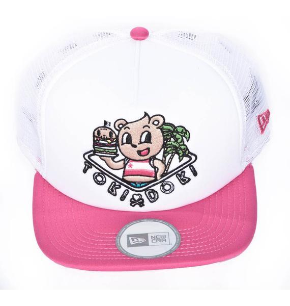 Tokidoki Burger Joint Hat