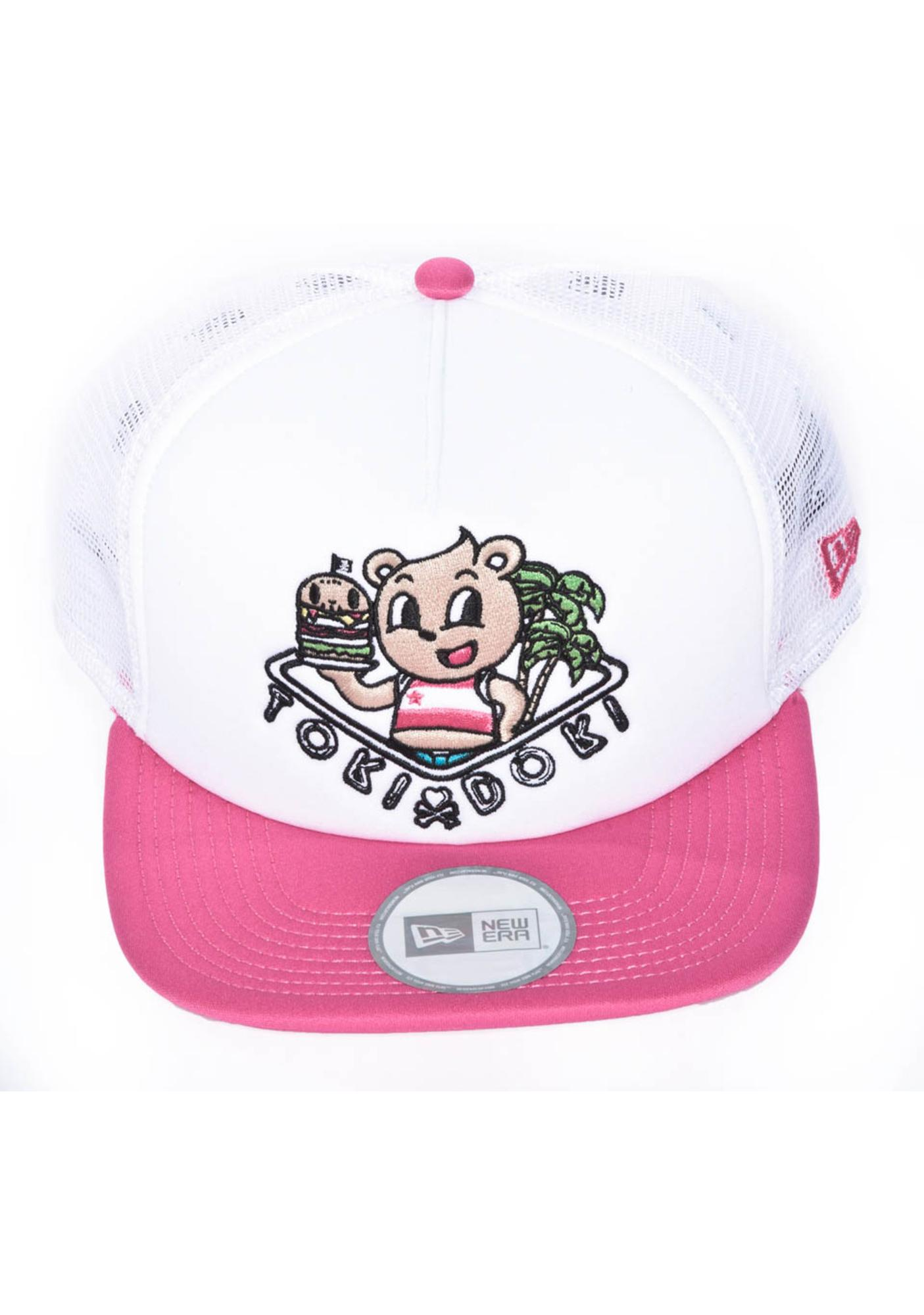 Tokidoki Burger Joint Hat