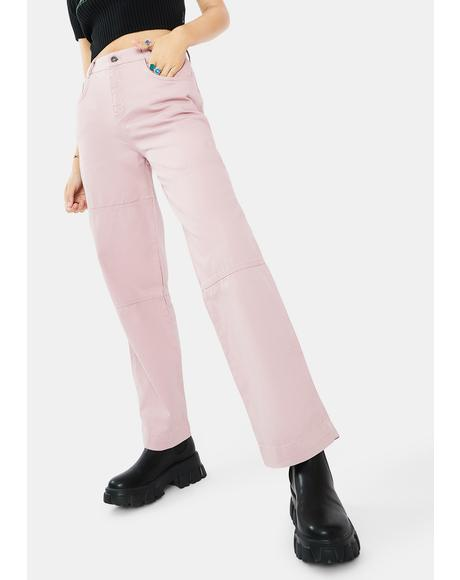 Wash Ink Utility Trousers