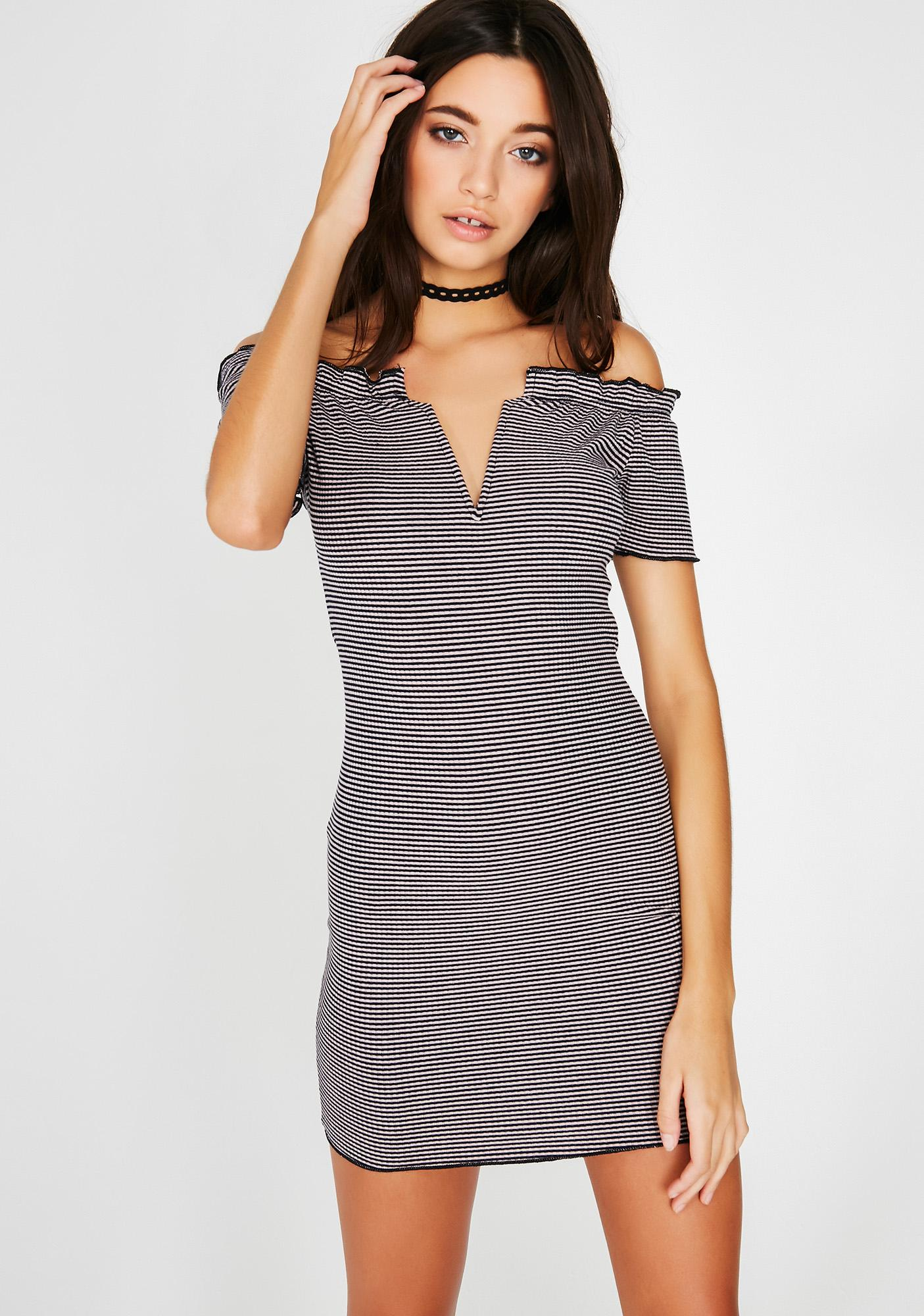 Most Wanted Striped Dress