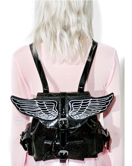 Lil Angel Mini Backpack