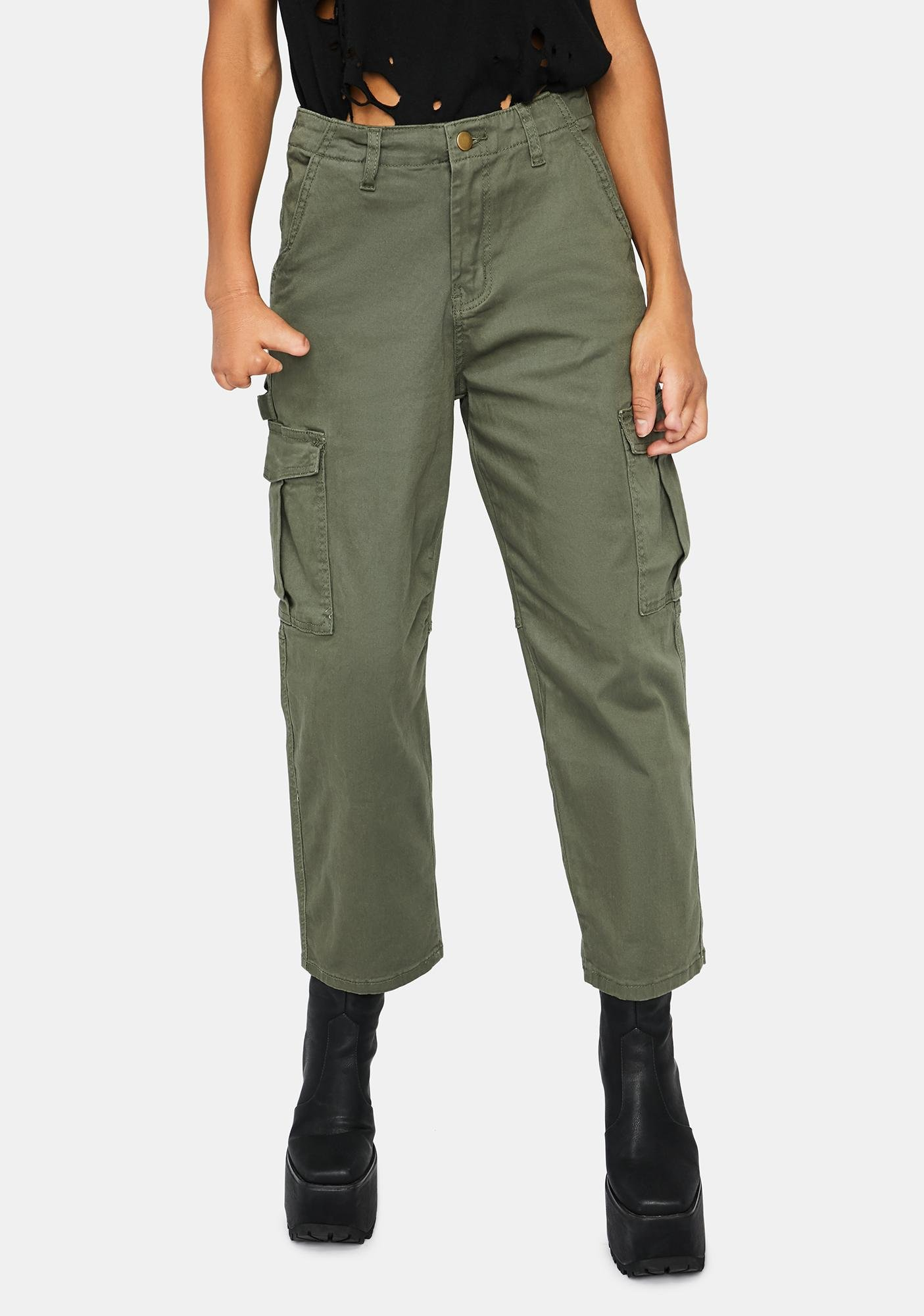 Olive Undercover Dream Cargo Pants