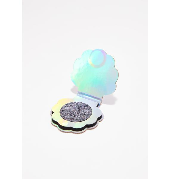 Mermaid Salon Digital Licorice Glitter Seashell