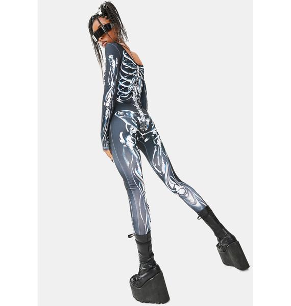 Bionic Bonez Skeleton Catsuit