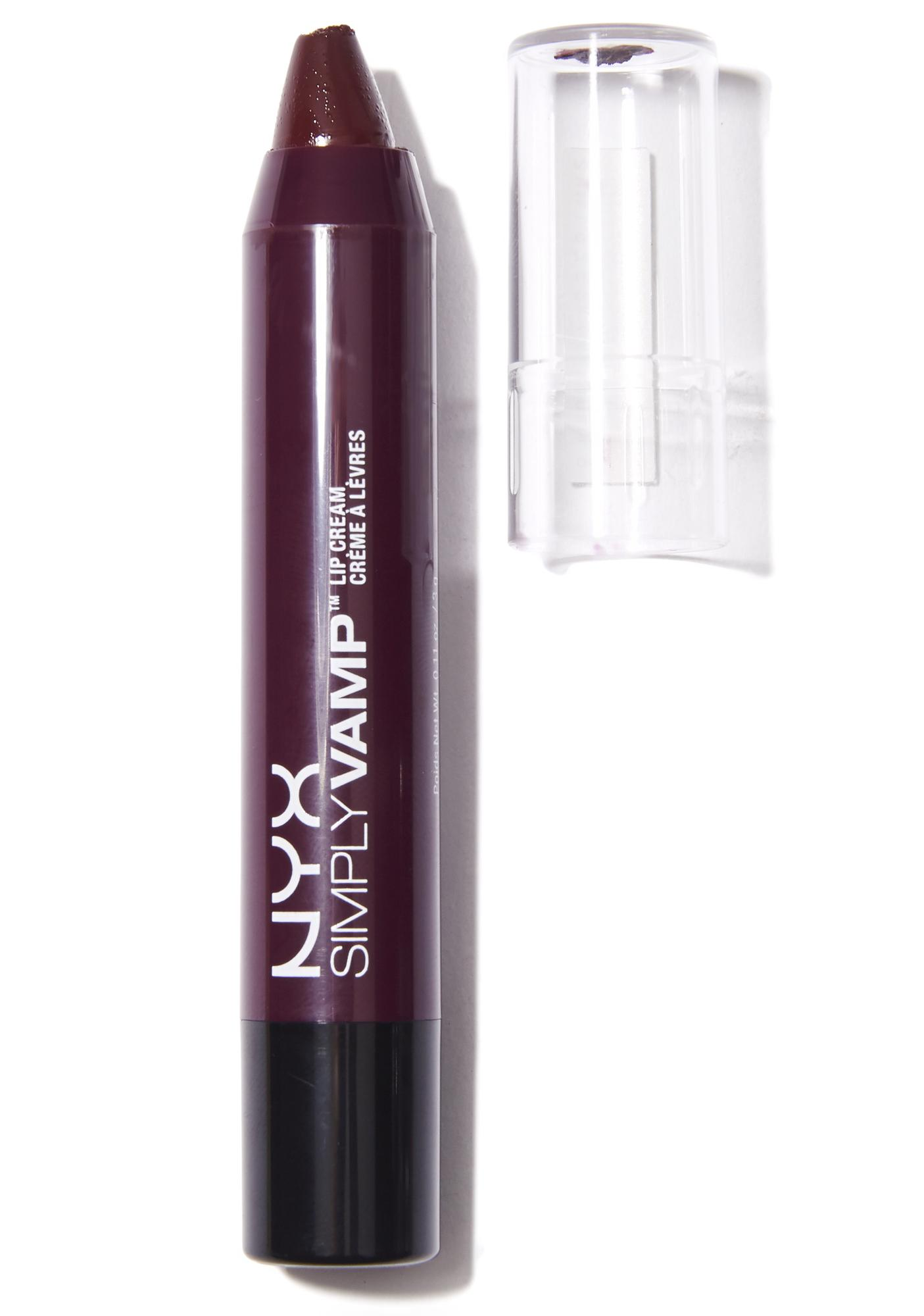 NYX Bewitching Simply Vamp Lip Cream