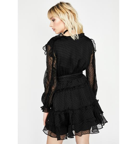 Glow Fund Me Mini Dress