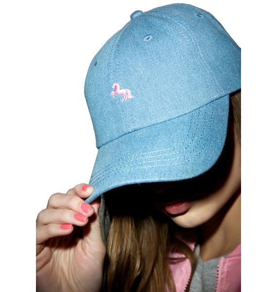 CRSHR Unicorn Dad Hat
