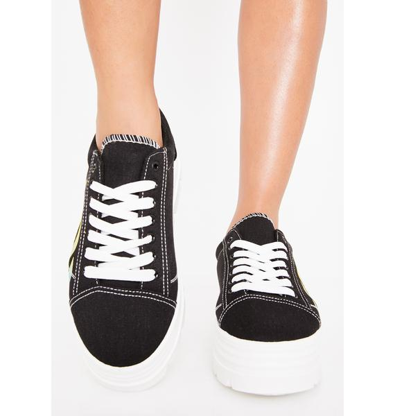Koi Footwear Slime The Furies Platform Sneakers
