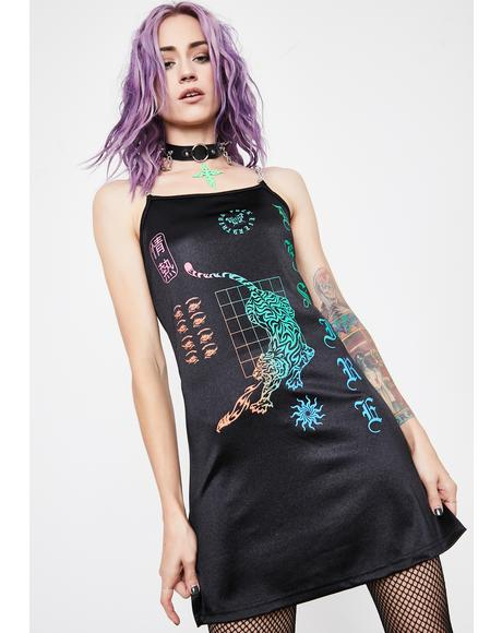 Link To My Lust Mini Dress