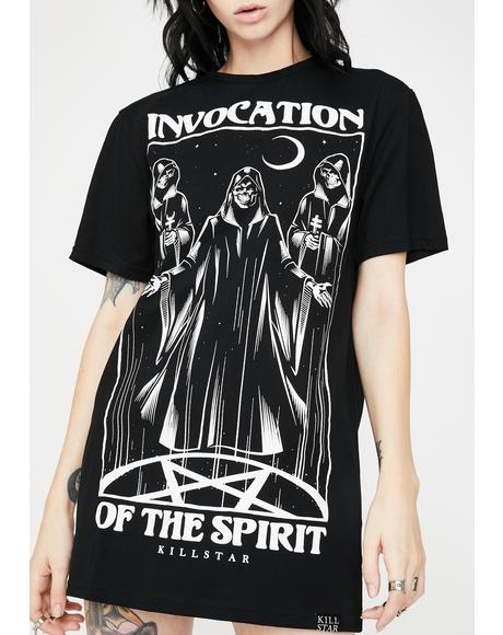 Invocation Graphic T-Shirt
