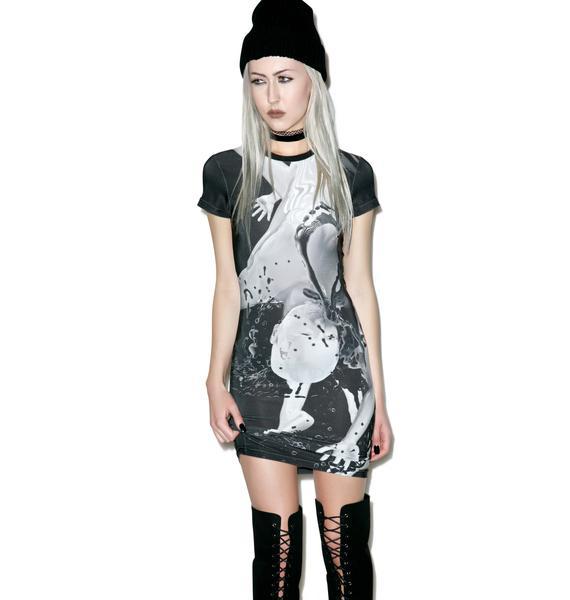 Long Clothing X Pussykrew Dress