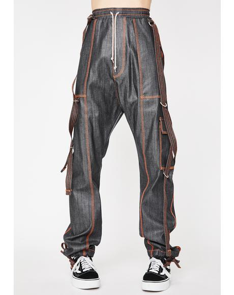 Future Workwear Cargo Pants
