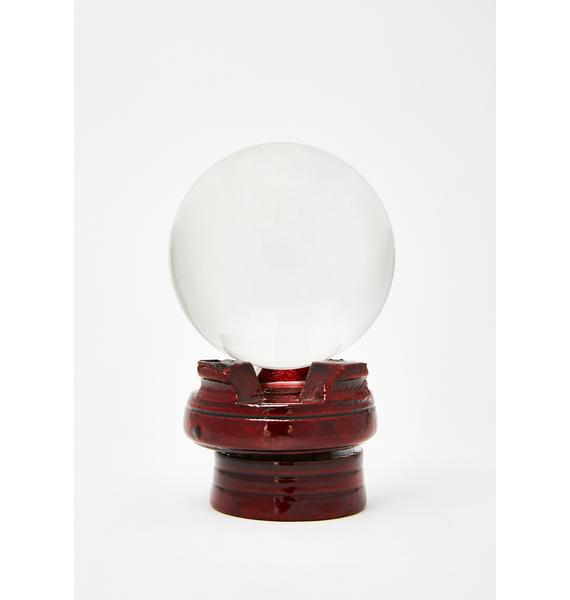 Fortune Tale Crystal Ball