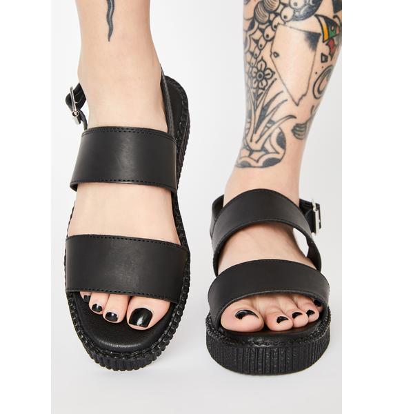 T.U.K. 2 Strap Viva II Sandals