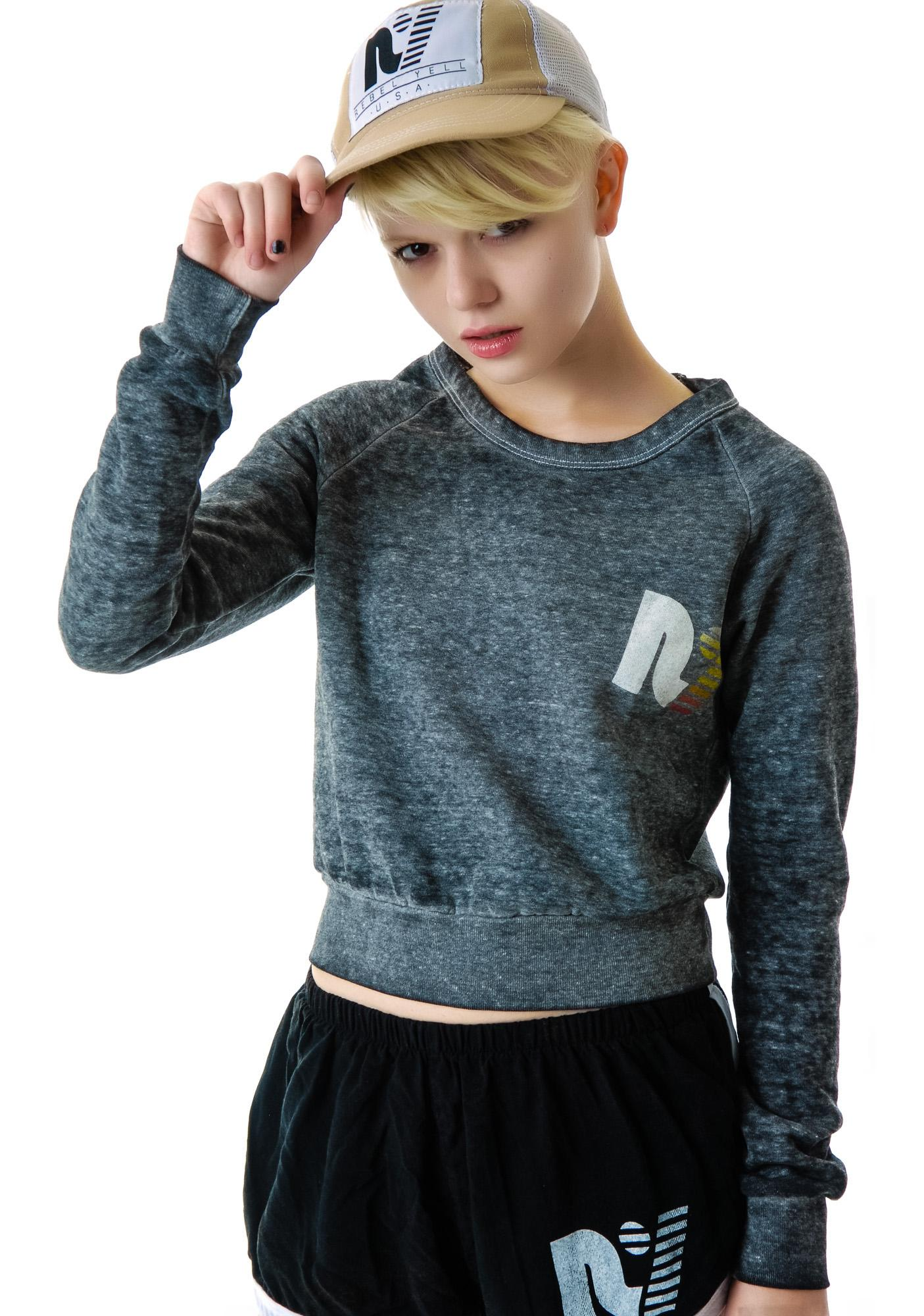 Rebel Yell Billycan Pullover