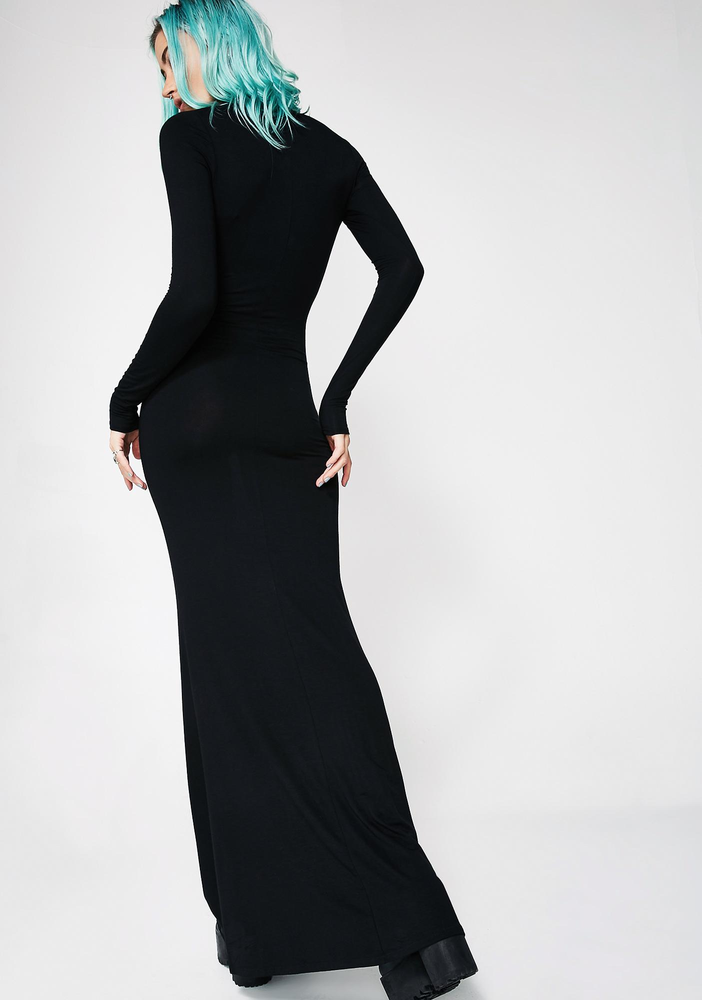 After Dark Maxi Dress