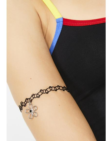 Spice Up Ya Life Tattoo Bracelet
