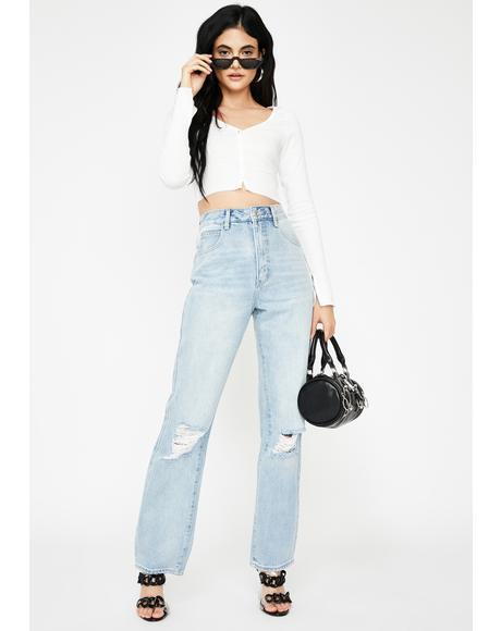 Sofi Straight Leg Jeans