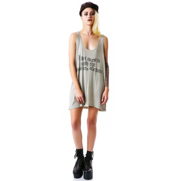 Obscure Couture Blake Sleeveless Tee