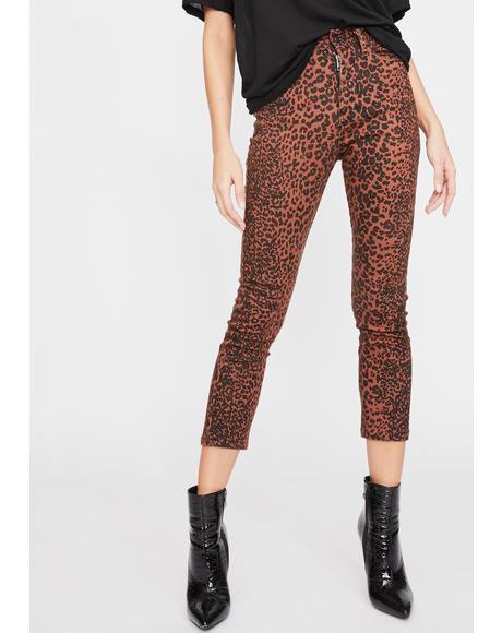 Wild Cat Bonnie Jeans