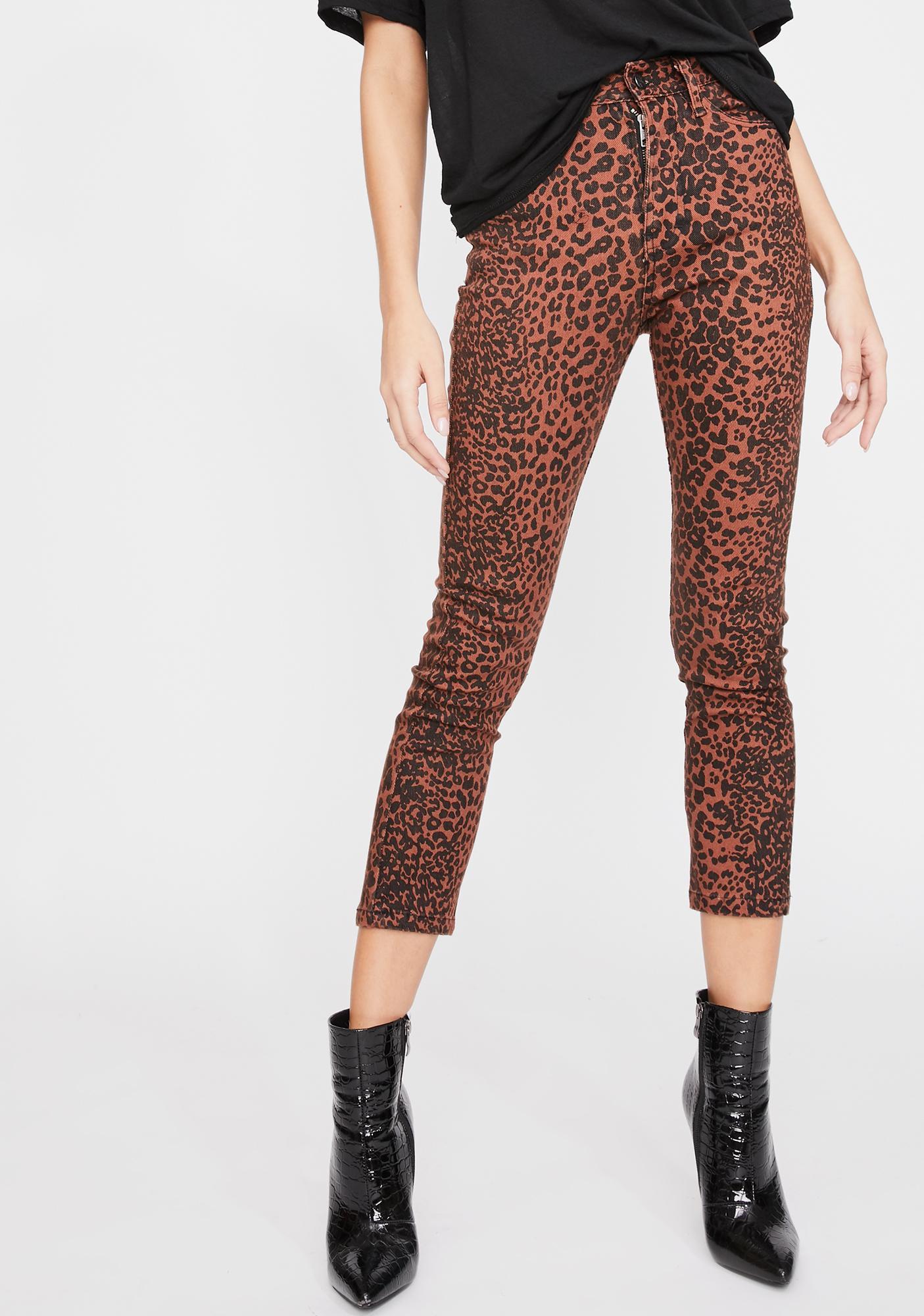 The People VS Wild Cat Bonnie Jeans