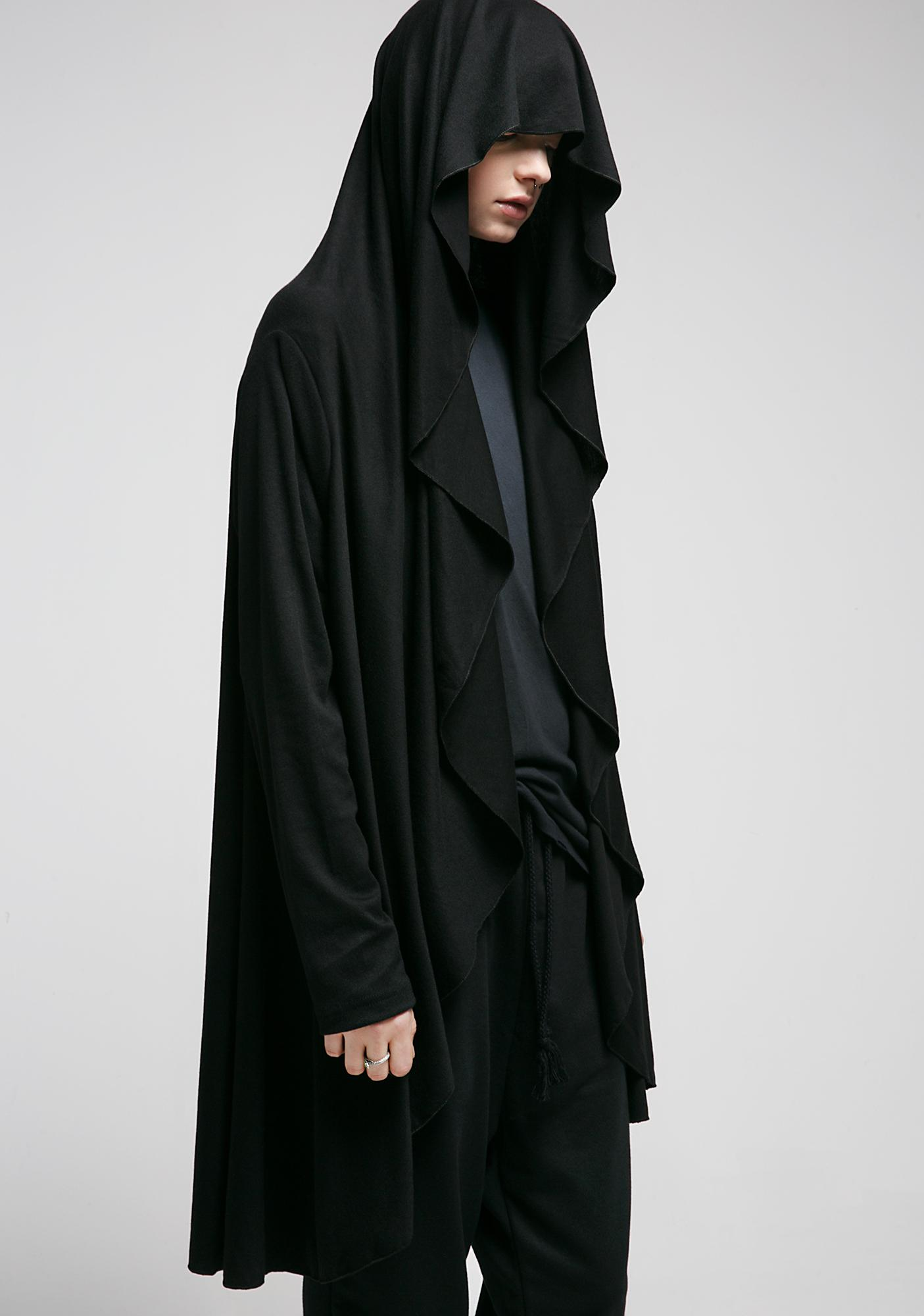MNML Twilight Hooded Cardigan