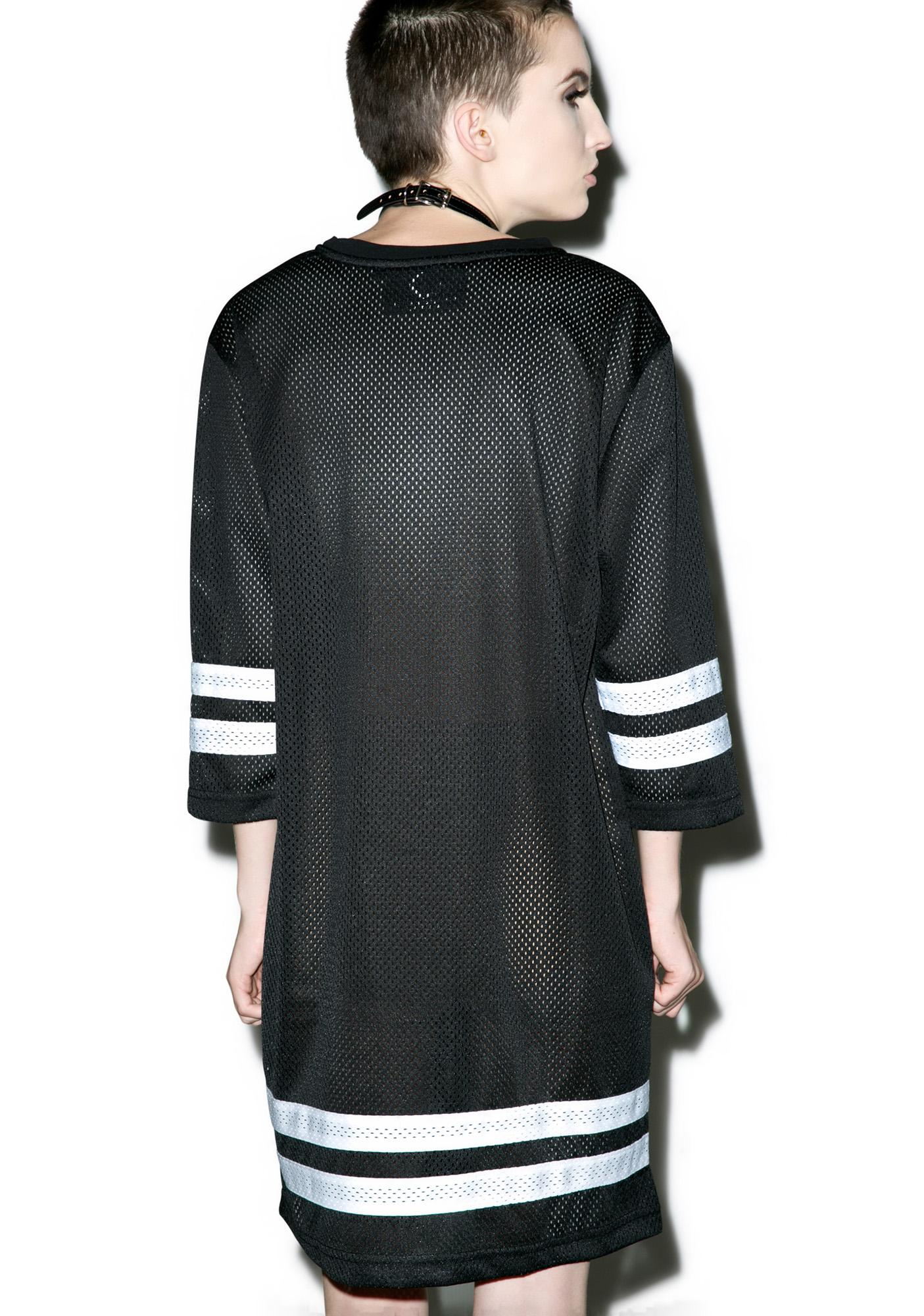 Killstar Memory Hockey Dress