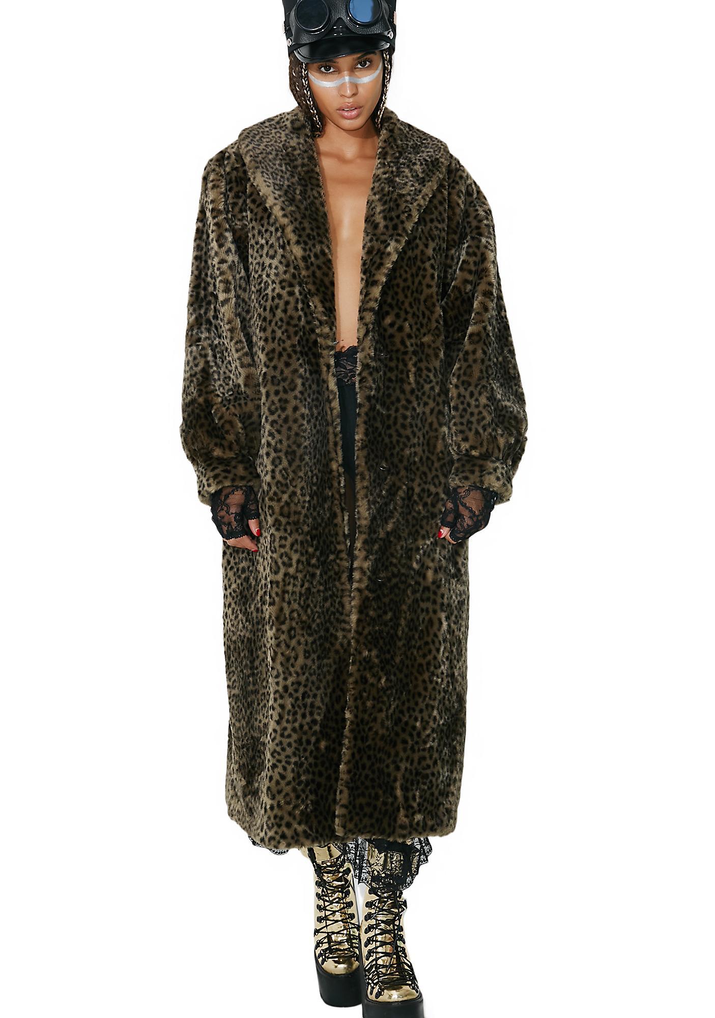 Vintage Yessica Fur Coat