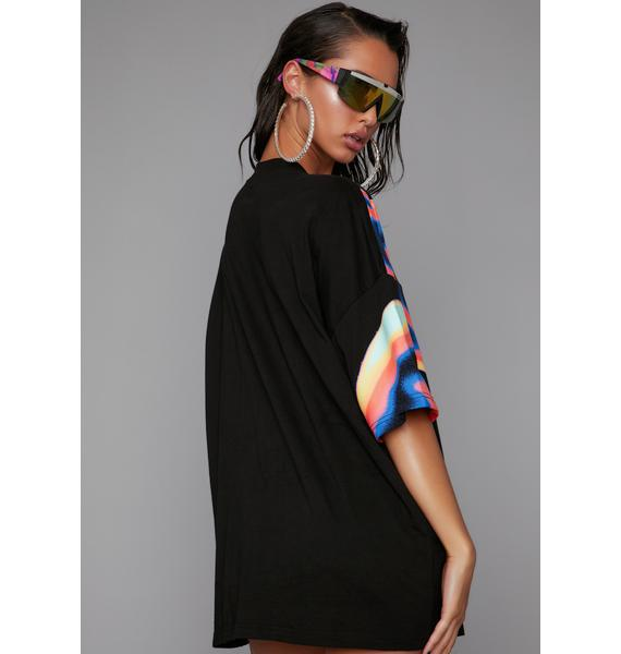 Poster Grl Perfect Form Graphic Tee