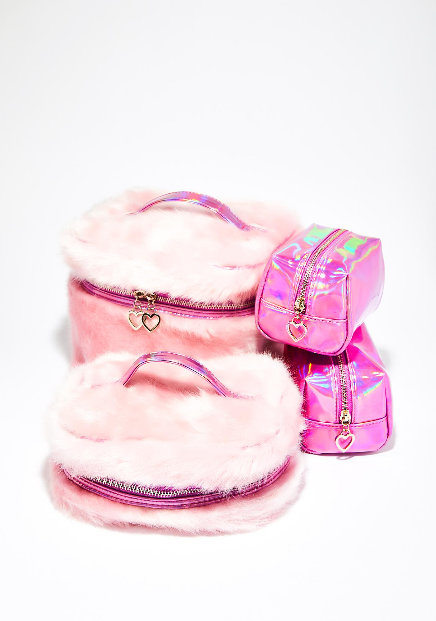 Sugar Thrillz Shagadelic Cosmetic Case Set