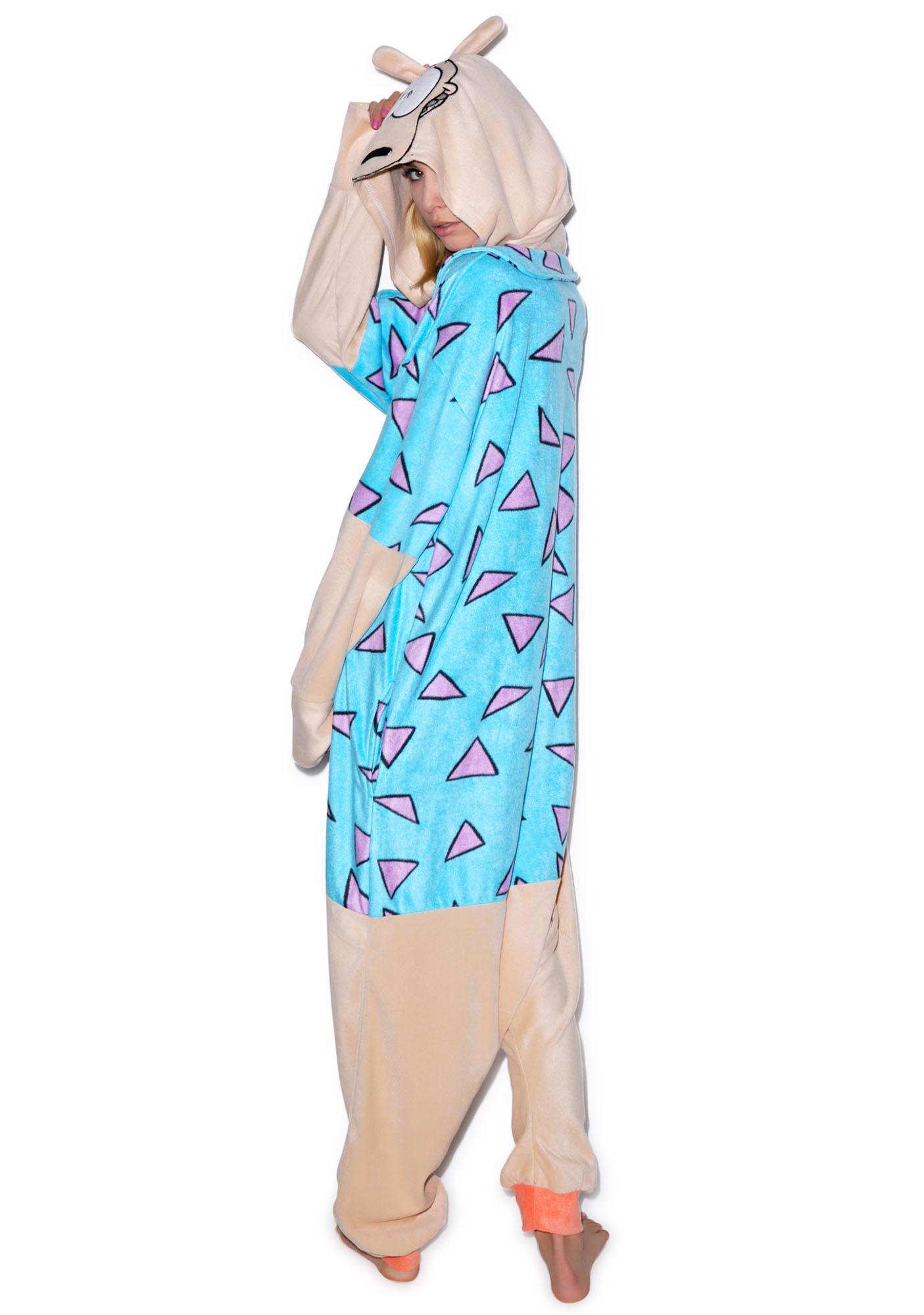 Undergirl Rocko's Modern Life Kigurumi