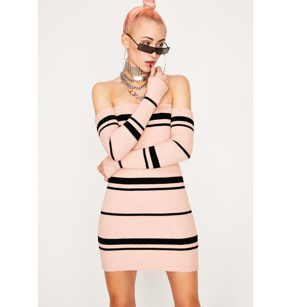 Gimme The Tea Stripe Dress