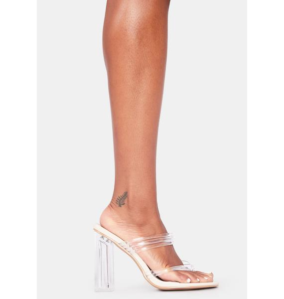 Better Than Ever Clear Mules